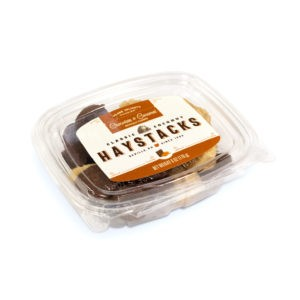 Haystacks Chocolate Caramel Tub