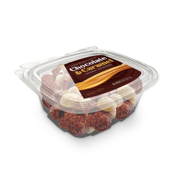 Chocolate & Caramel Haystacks Tub